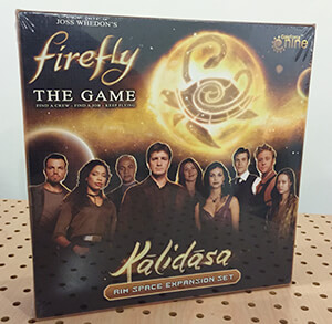 Firefly Expansion : Kalidasa