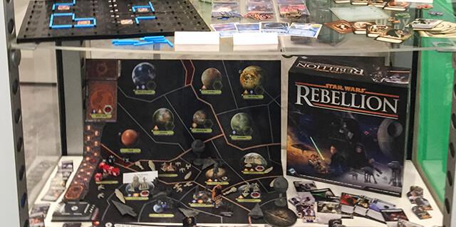 Star Wars Rebellion Case