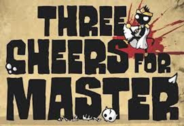 Three Cheers for the Master