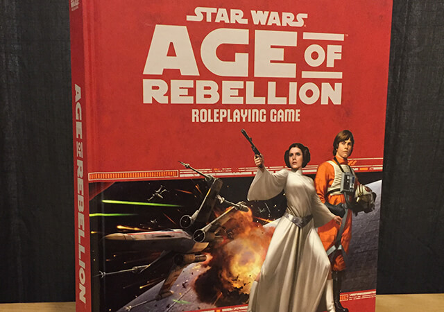 Star Wars Age of Rebellion
