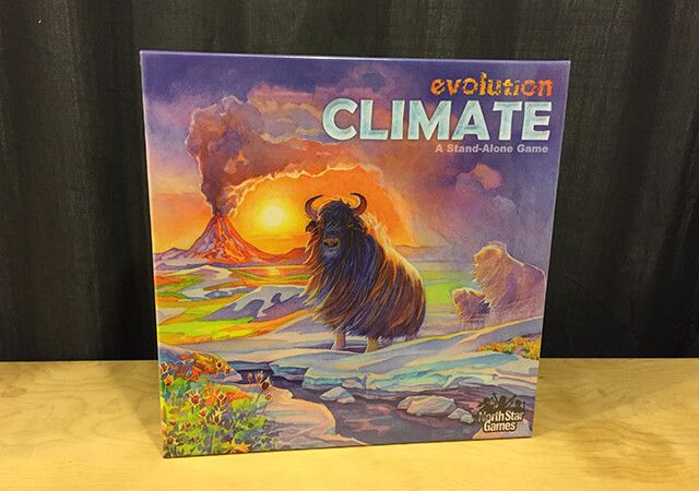Insert Image of Climate Evolution