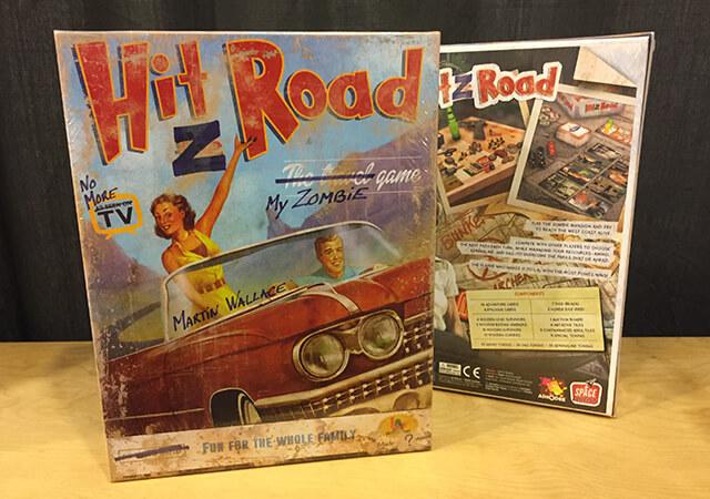 Insert image of Hit Z Road