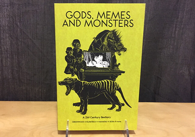 Gods, Memes, and Monsters