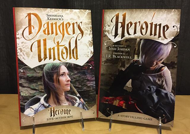 Heroine & Dangers Untold