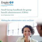 Handbook For Group Benefit Administrators