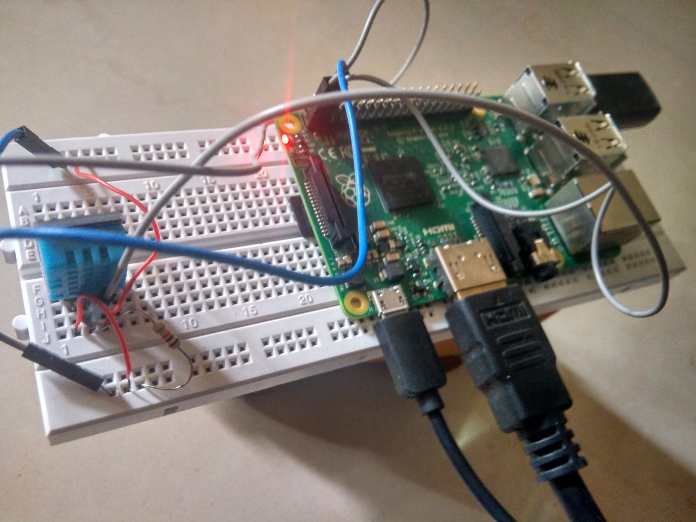 Internet of Things – A simple demonstration – how build an IoT