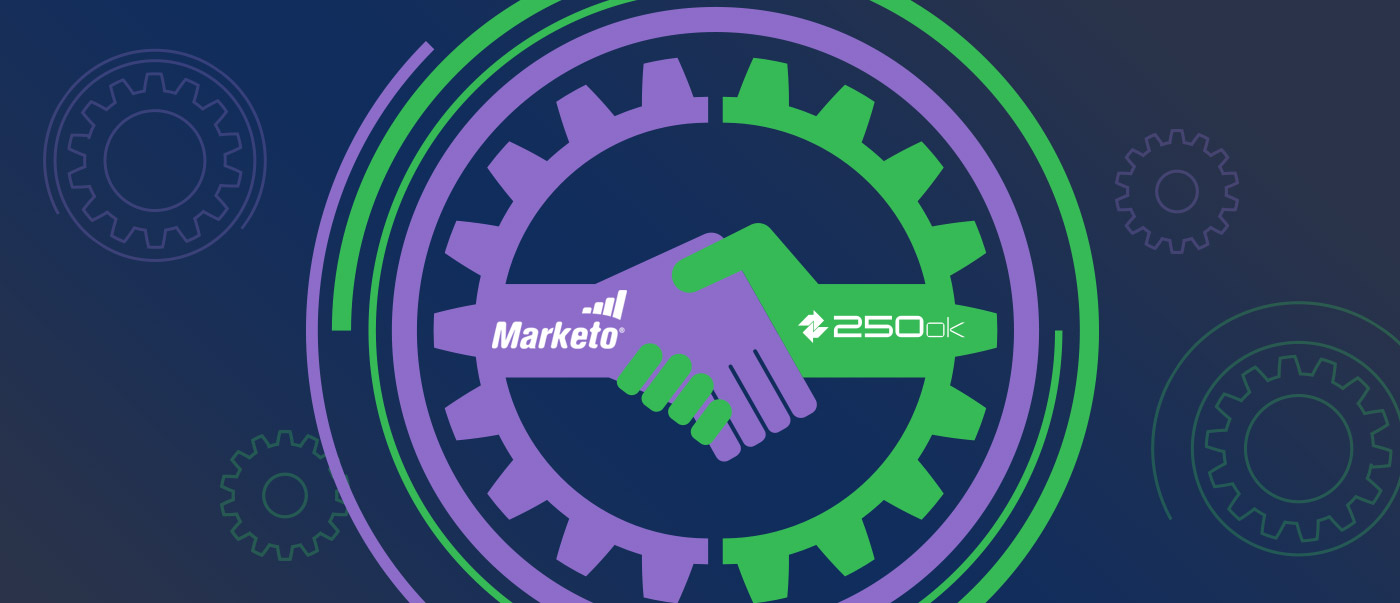 250ok Marketo Partnership Integration