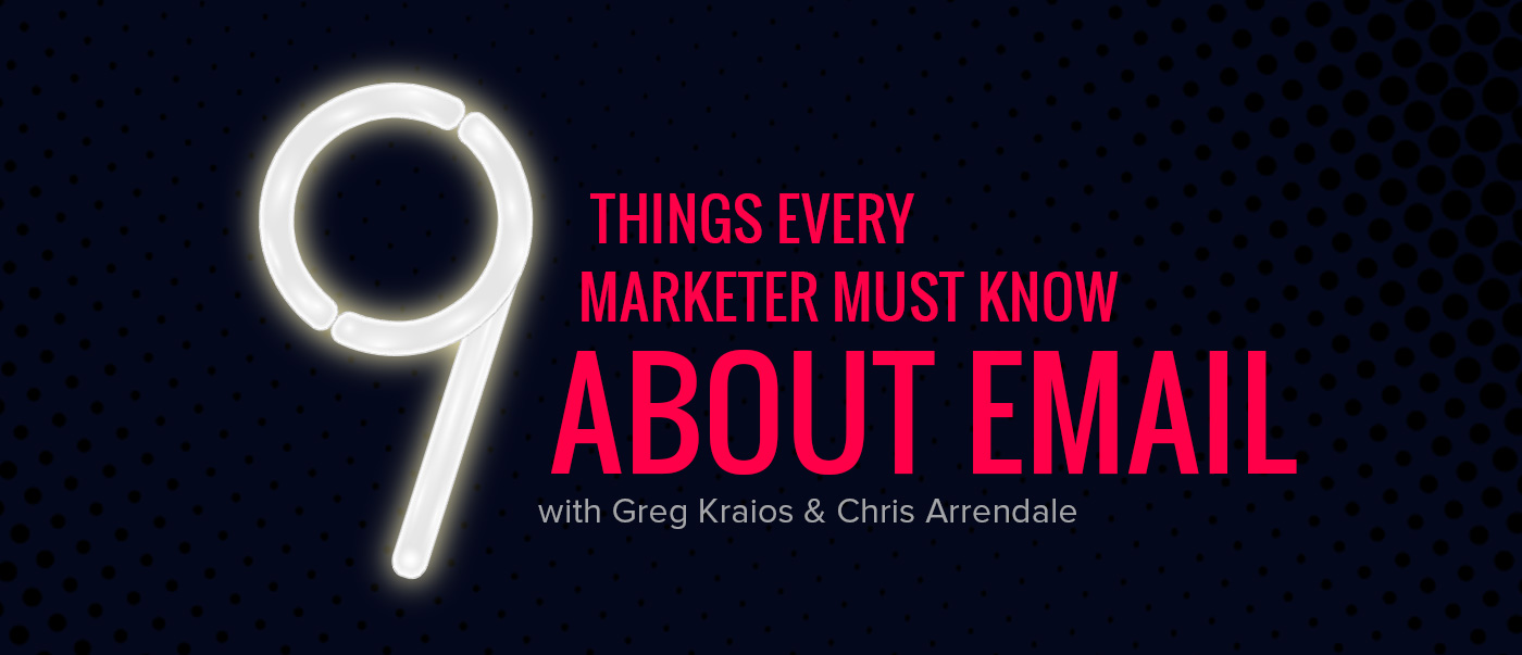 9 things every marketer must know about email. | 250ok
