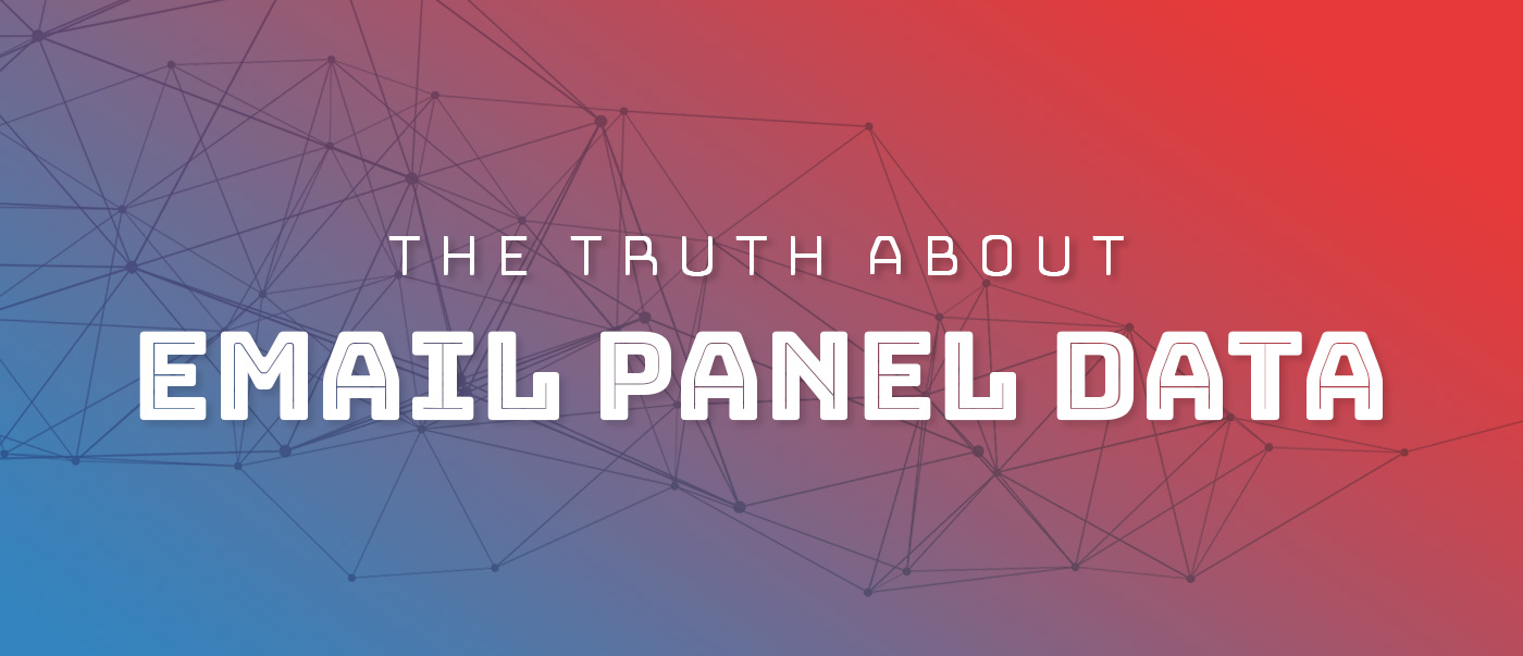 The Truth About Email Panel Data
