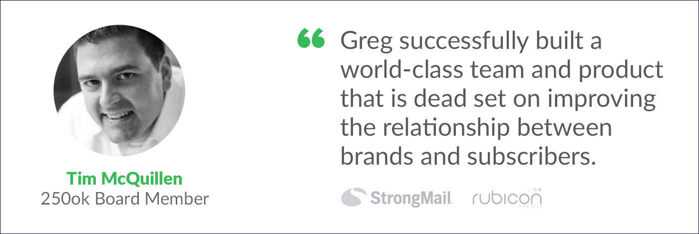 Tim McQuillen of StrongMail