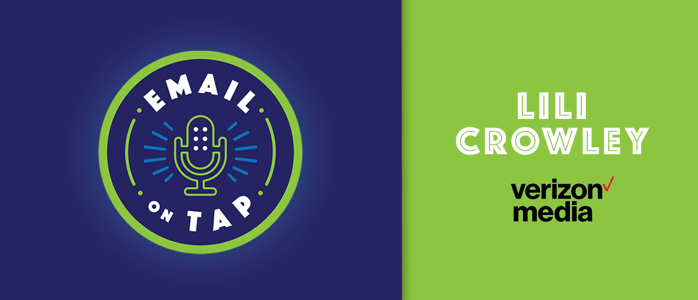 Email on Tap Episode 10, with Lili Crowley, Postmaster
