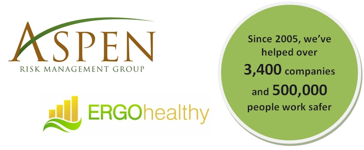 Aspen Risk Management Group and ERGOhealthy