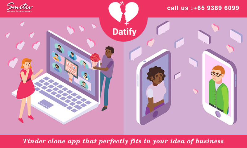 Notify chatify and datify - Tinder Clone Script - smitivdatify over