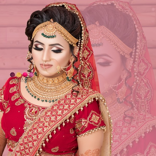 Create Best Makeup Look With Professional Bridal Makeup