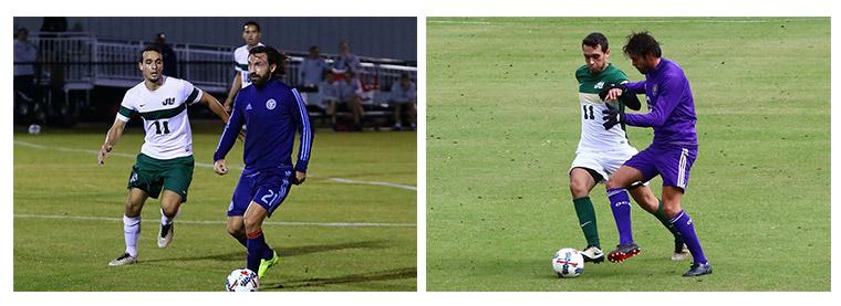 Igor jogando com astros como Pirlo e Kaká