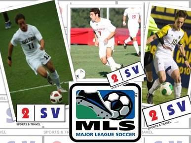 MLS está de olho em estudantes-atletas Brasileiros