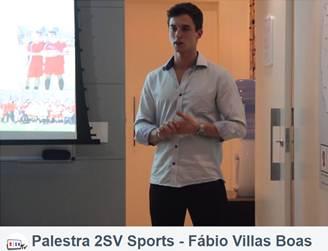 Palestra 2SV Sports - Fábio Pereira