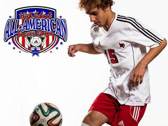 Vinicius Fernandes, estudante-atleta da 2SV Sports & Education, é o único brasileiro no All-American Soccer Game 2017