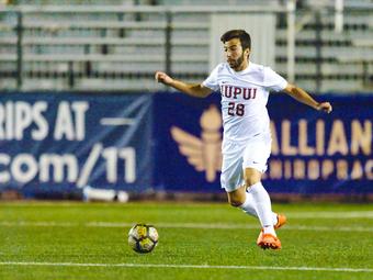 Estudante-atleta 2SV, Pedro Valaddao é selecionado para a Academic All-Horizon League 2017
