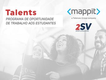 2SV e Mappit lançam programa de oportunidade de trabalho para estudantes-atletas