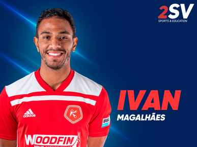 Ivan Magalhães é a nova promessa da zaga do Richmond Kickers