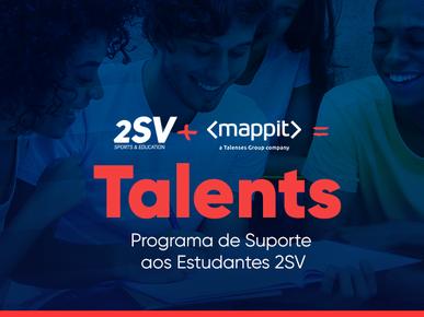 Conheça o Programa de Suporte aos Estudantes da 2SV