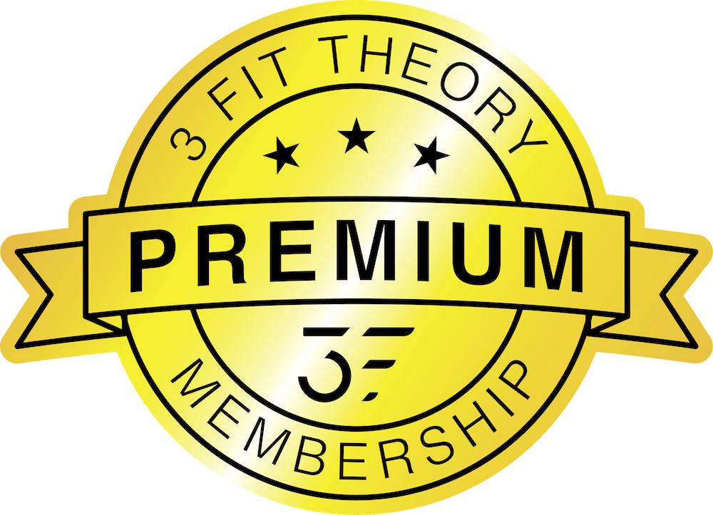 3 FIT Theory - PREMIUM Membership Icon