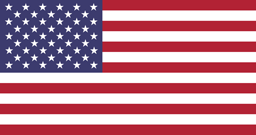 3 FIT THEORY - Made in USA flag