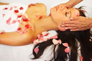 Massage, Facial & Scrub