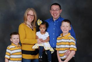 Daniels Family Adoption