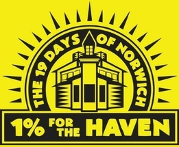 19 Days of Norwich 1% for the Haven