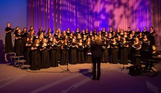 Wellesley College Choir