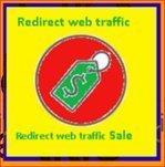 Redirect web traffic Sale