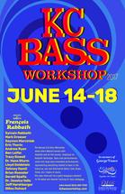 Johnny Hamil KC Bass Workshop