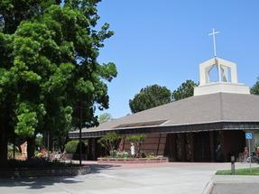 St James Catholic Church, Davis CA