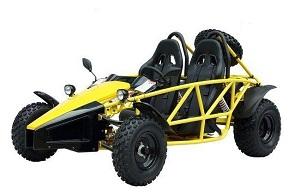 tao go kart 150 cc arrow