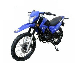 New dirt bike 250 cc Enduro Assembled