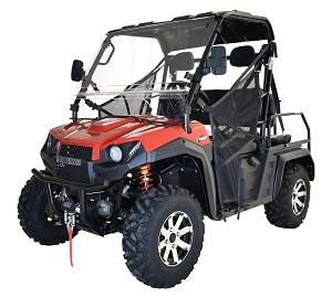 Massimo T-Boss 410X UTV, 352cc Four Stroke Single Cylinder
