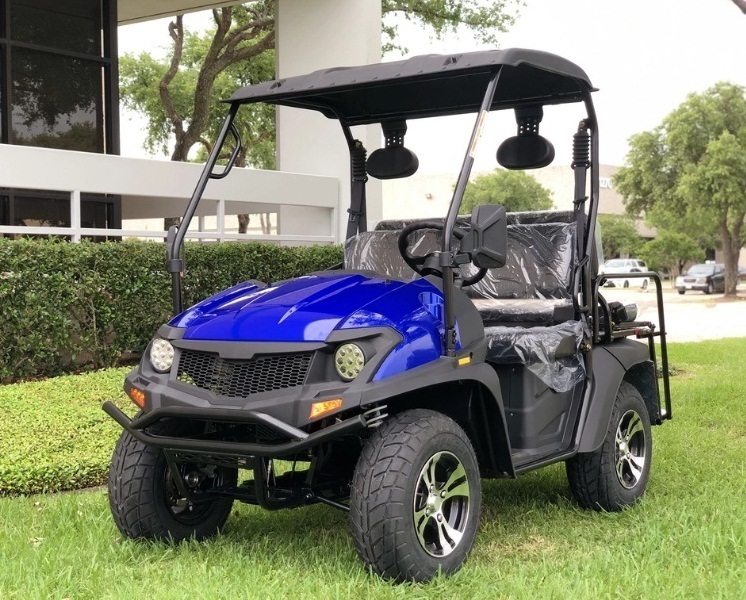 Buy Fully Loaded Cazador Outfitter 200 Golf Cart 4 Seater