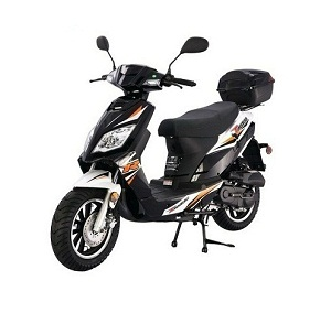 Taotao Blade 50Cc Free Matching Trunk Gas Street Legal Scooter