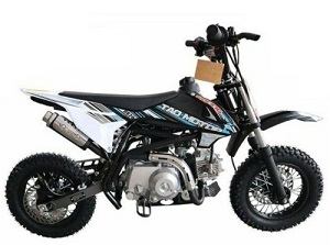 TaoTao DB20 107CC, Air cooled, 4-Stroke, Single-Cylinder, Automatic