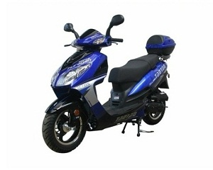 Taotao Titan 50Cc Bigger Size Gas Street Legal Scooter