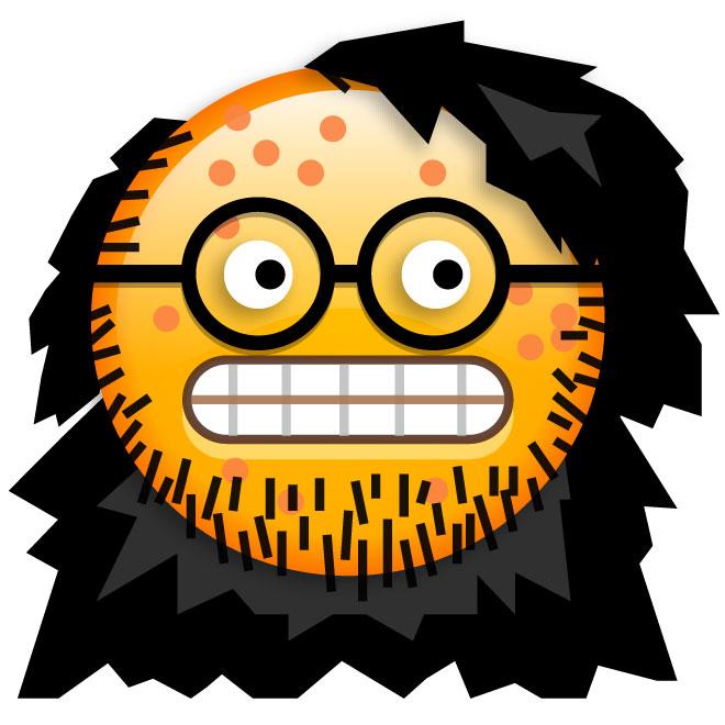 neckbeard emoji