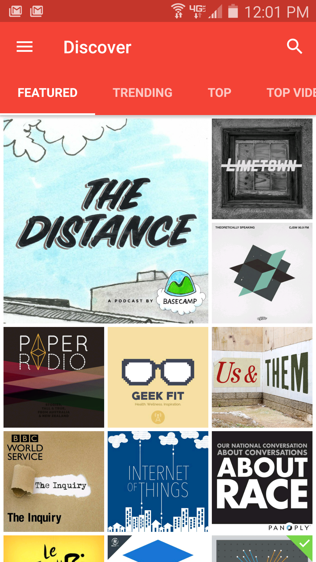 Growing our audience for The Distance – Signal v. Noise