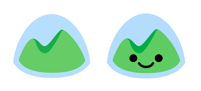Connecting the dots: How we put a smile on the Basecamp logo