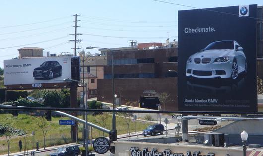 Santa Monica Bmw S Checkmate Signal V Noise
