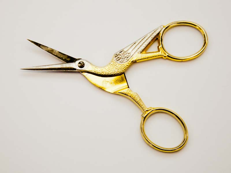 Photo Embroidery Scissors From Dovo  Signal V Noise