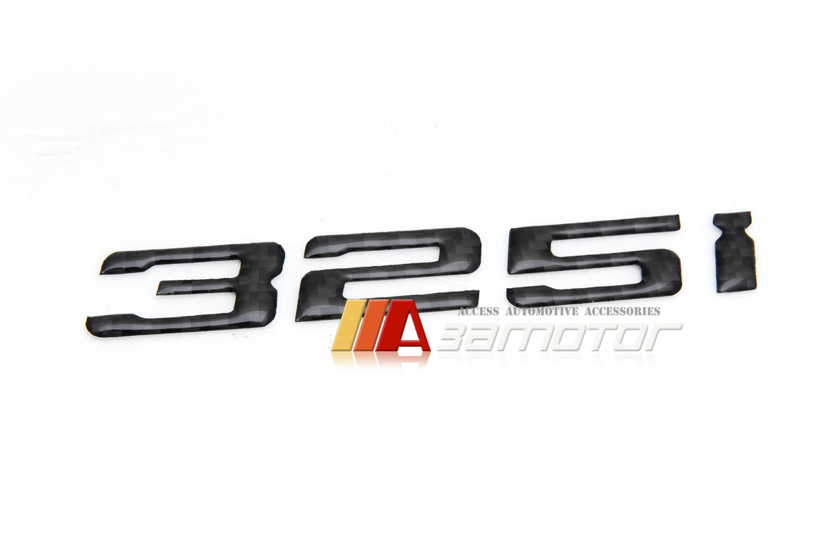 bmw e36 e46 e90 e92 rear trunk lid emblem badge real. Black Bedroom Furniture Sets. Home Design Ideas