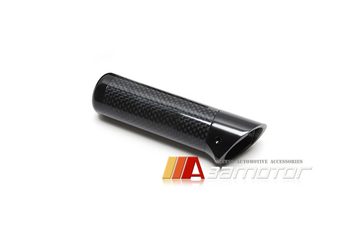 Carbon Handbrake Hand Brake Handle E-Brake for Mitsubishi Evolution EVO 7 8 /& 9