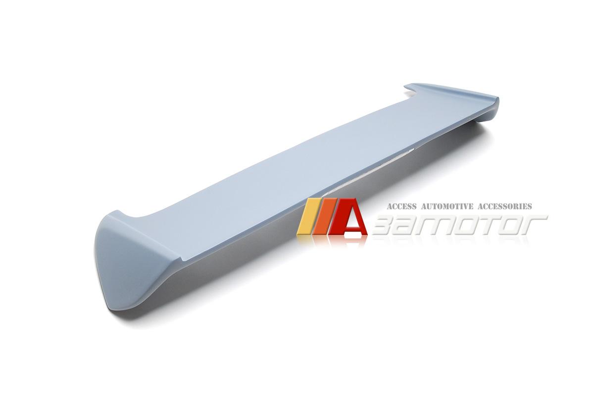 Carbon Fiber Rear Roof Spoiler Wing for 08-14 Subaru Impreza WRX STi Wagon GR GV